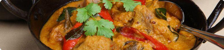 Huhn  - Indisches Restaurant Neu Delhi