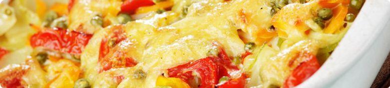 Überbackenes  - Pizzeria & Ristorante Caterina