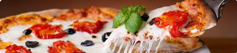 Weiße Pizza  - Speed Food