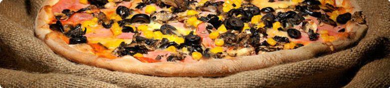 Pizza Mittel 43 cm  - Il Mondo Internationale Küche