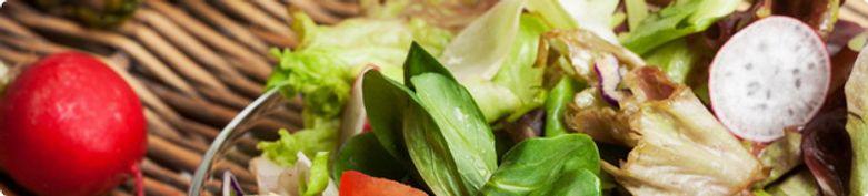 Salate - Cevabdzinica Hodzic - Balkan Spezialitäten