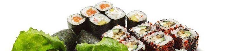Sushi Set asiatisch - OTA Restaurant