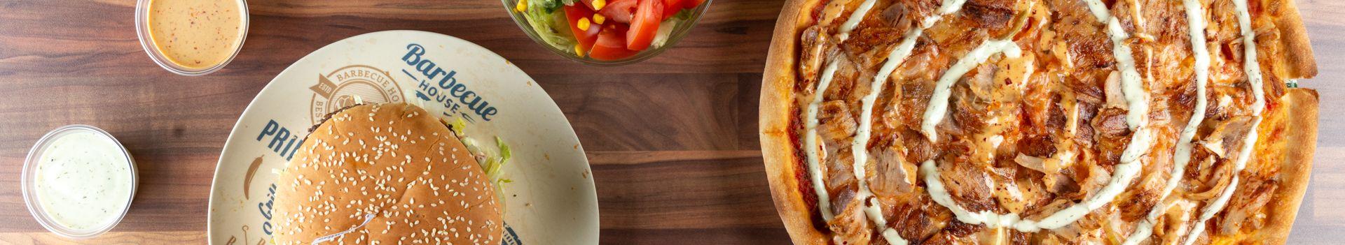 Big Kebap Pizza & Burger Lieferservice in Graz
