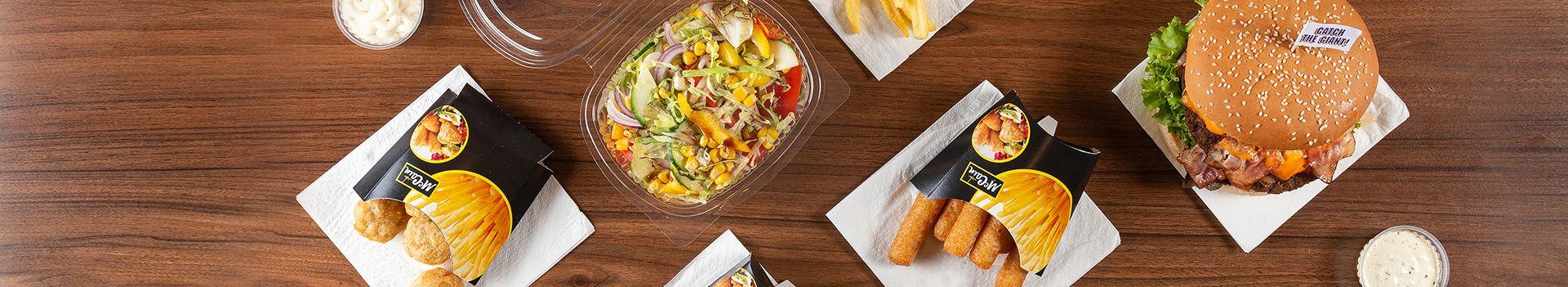 Burgerland Lieferservice in Graz