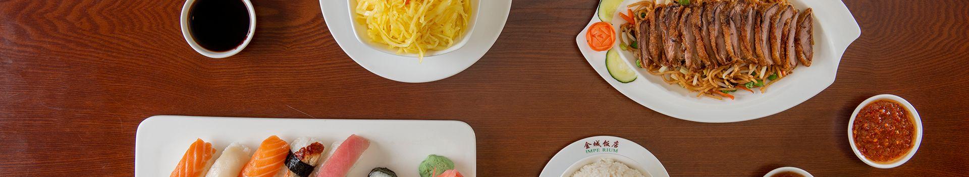 China Restaurant Imperium Lieferservice in Graz