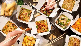 Nudel- oder Reisbox - Wang