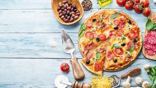 Pizza  - Gün - Holzofen Restaurant