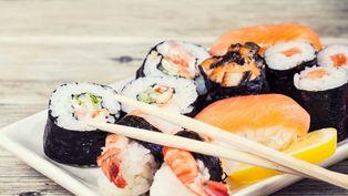 Mittagsmenü - YAZU Japanese Cuisine
