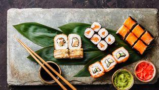 Sushi & Maki - Wang
