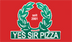 Logo von Yes Sir Pizza & Party Service