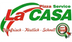 Logo von La Casa Pizzaservice