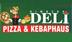 Logo von Deli Pizza & Kebaphaus