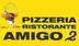 Logo von Pizzeria Ristorante Amigo 2