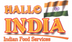 Logo von Hallo India