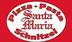 Logo von Pizzazustelldienst Santa Maria