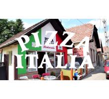 Itália Pizzéria, Pomáz, OnLine ételrendelés