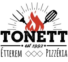 Tonett Étterem és Pizzéria, Budapest, Internetes ételrendelés