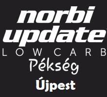 Norbi Update Pékség Újpest, Budapest, Internetes ételrendelés