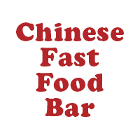 Chinese Fast Food Bar