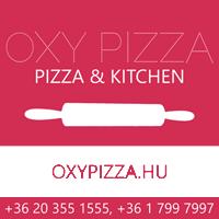 Oxy Pizza, Budapest, étel házhozszállítás, ebéd házhozszállítás