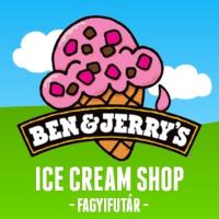 Ben & Jerry's Ice Cream Shop - Fagyifutár, Budapest, OnLine ételrendelés
