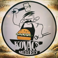 Kovács Műhely Pulled Meat and Burger