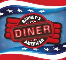 Barney's American Diner, Győr, OnLine ételrendelés