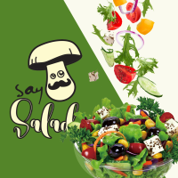 Say Salad, Szeged, étel házhozszállítás, ebéd házhozszállítás