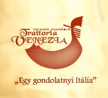 Trattoria Venezia, Budapest, étel házhozszállítás, ebéd házhozszállítás