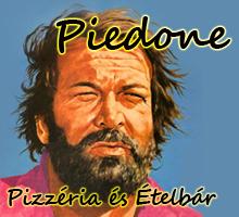 Piedone Pizzéria, Debrecen, Internetes ételrendelés