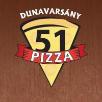 Pizza 51, Dunavarsány, étel házhozszállítás, ebéd házhozszállítás