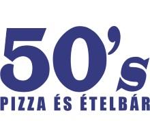 50's Pizzéria és Ételbár, Budapest, OnLine ételrendelés