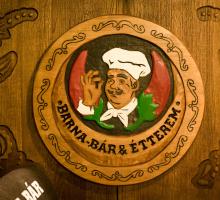 Barna Bár Étterem, Kőröstetétlen, OnLine ételrendelés