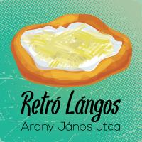 Retro Lángos - Arany János, Budapest, étel házhozszállítás, ebéd házhozszállítás