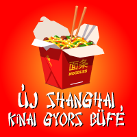 Új Shanghai Kínai Gyors Büfé, Budapest, Internetes ételrendelés