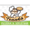 Frankó Pizzéria, Budapest, étel házhozszállítás, ebéd házhozszállítás