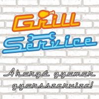 Grill Service, Debrecen, Internetes ételrendelés