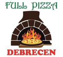Full Pizza, Debrecen, Internetes ételrendelés