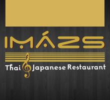Imázs Thai & Japanese Restaurant, Budapest, Internetes ételrendelés