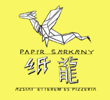 Papír Sárkány Ázsiai Étterem és Pizzéria, Sopron, Internetes ételrendelés