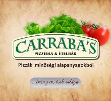 Carrabas Pizzéria és Ételbár, Győr, OnLine ételrendelés