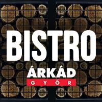 Árkád Bistro Győr, Győr, OnLine ételrendelés