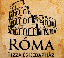 Róma Pizza és Kebap Ház, Kecskemét, étel házhozszállítás, ebéd házhozszállítás