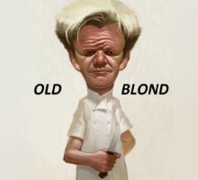 Old Blond, Budapest, Internetes ételrendelés