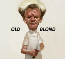 Old Blond
