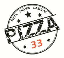 Pizza 33 Pizzéria, Budapest, Internetes ételrendelés