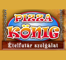 König Pizzéria Zalaegerszeg, Zalaegerszeg, Internetes ételrendelés