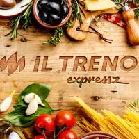 Il Treno - Shopmark, Budapest, étel házhozszállítás, ebéd házhozszállítás