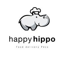 Happy Hippo, Pécs, étel házhozszállítás, ebéd házhozszállítás
