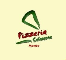 Pizzéria Salamone - Mende, Mende, Internetes ételrendelés